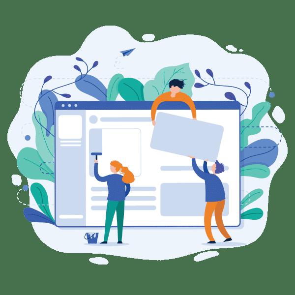 Servicio Diseño Web para Salud y Bienestar 1